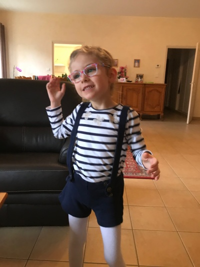dress code bleu 2018